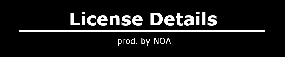 Buy Beats online produced by NOA